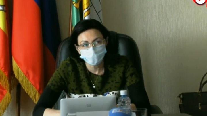 Мэр Челябинска Наталья Котова заболела пневмонией