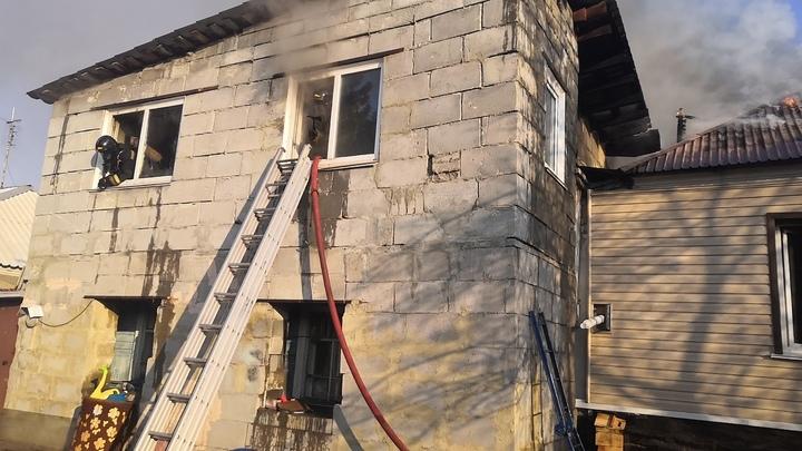 Челябинцу, потерявшему семью, предстоит выплачивать ипотеку за сгоревший дом