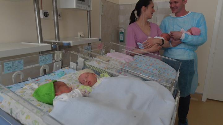 Челябинская область показала максимальный рост рождаемости