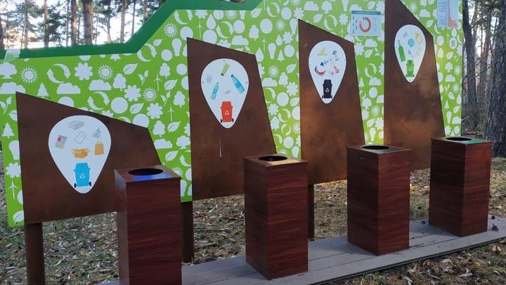 В городском бору Челябинска открывается новая экотропа