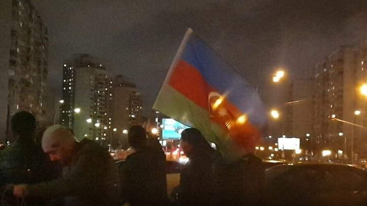 Пожалуйста, в Карабах: Разгулявшихся азербайджанцев попросили из российских городов