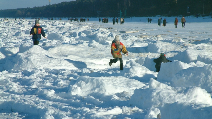 Зима отступает. В Челябинске потеплеет до +1