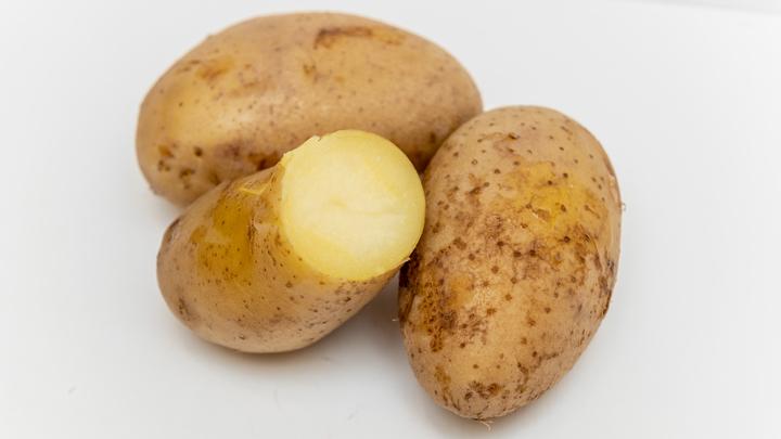 В УФАС Челябинска пожаловались на конкурента с лицом-картошкой