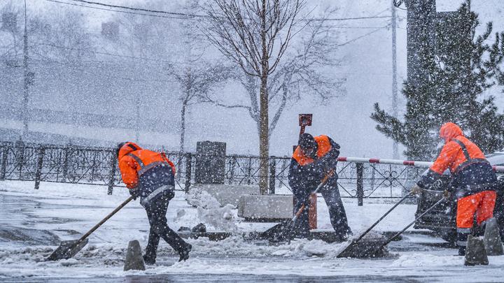 Когда в Челябинске выпадет снег
