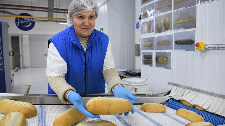 Хлеб в Челябинске стоит дороже, чем в Москве