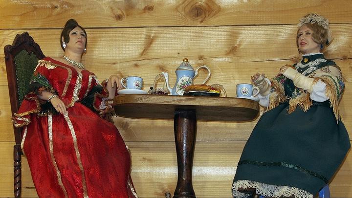 Герои любимого фильма «Женитьба Бальзаминова» стали куклами!