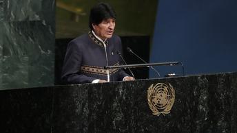 Моралес потребовал от Трампа извинений за госперевороты в Латинской Америке