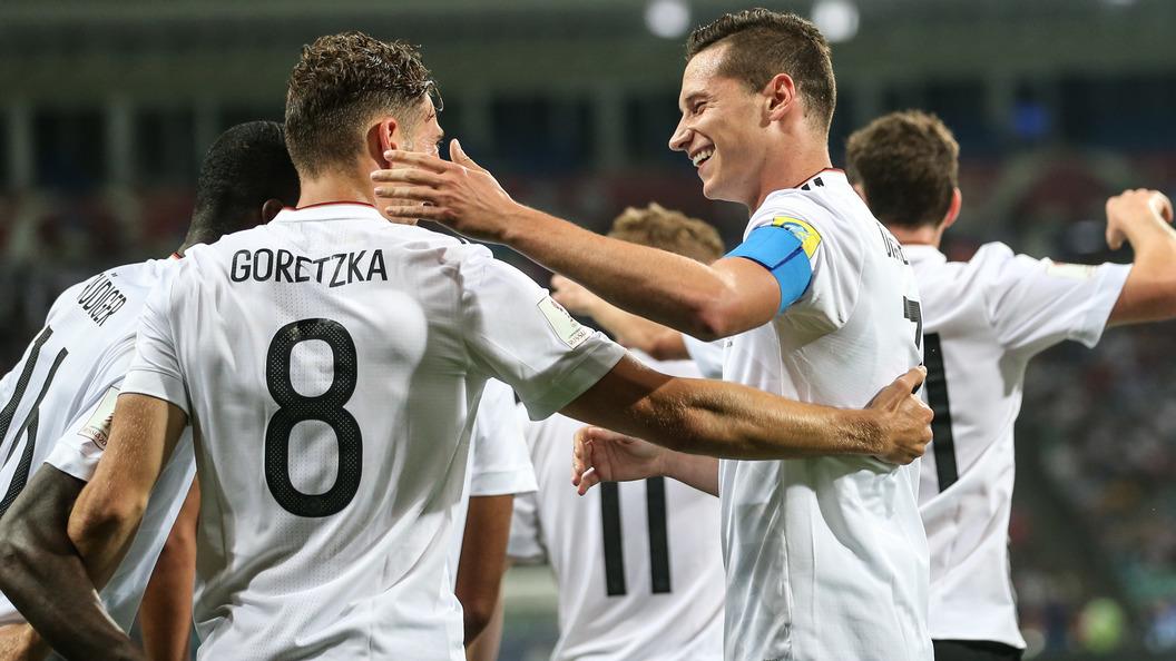 Три недели в замечательной стране: Капитан сборной Германии поблагодарил Россию за КК-2017