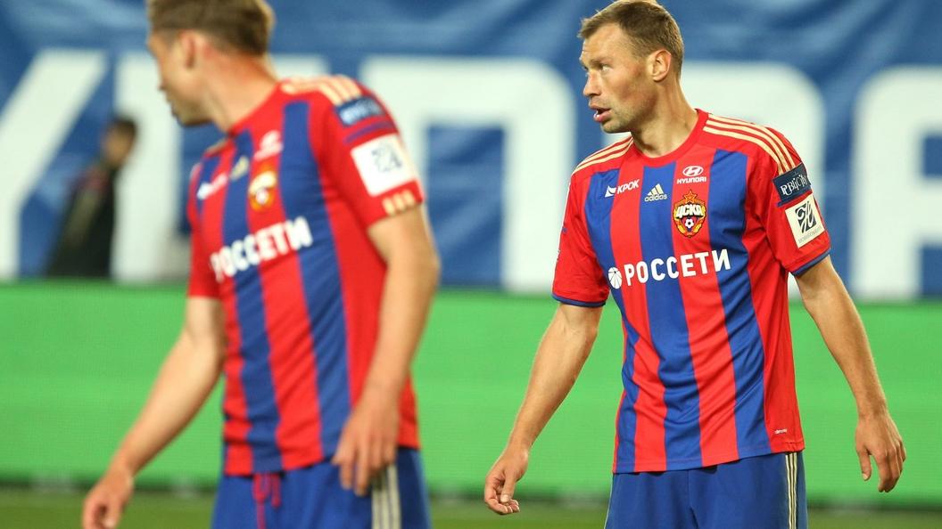 Василий Березуцкий заявил о возможном завершении карьеры