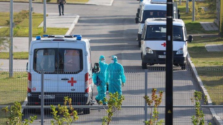 Россия побеждает коронавирус? Заражения пошли на спад