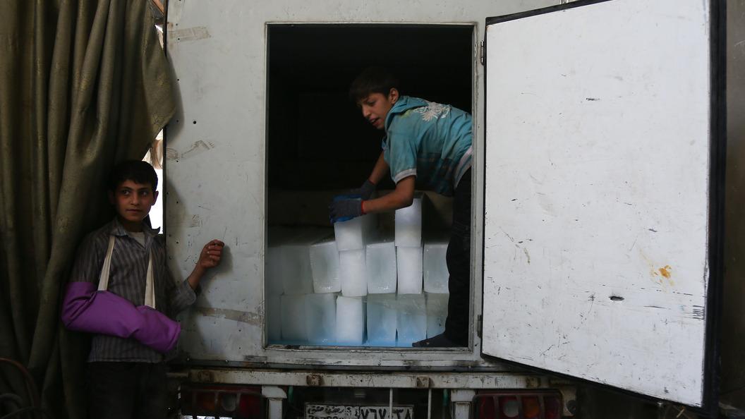 В ООН заявили о 50 тысячах заблокированных в Ракке сирийцев