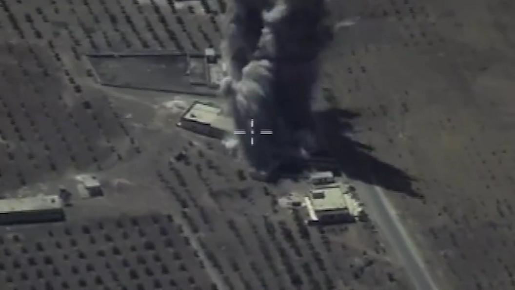 Российская Федерация икоалиция благополучно контактируют поСирии— Пентагон