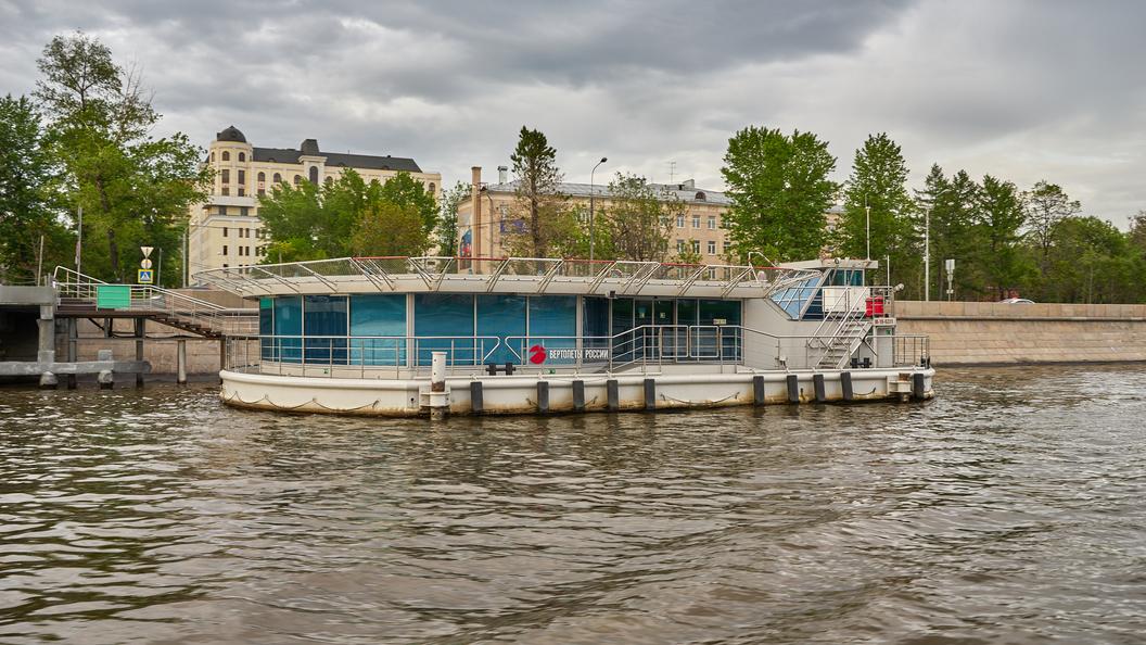 Содна Москвы-реки подняли тайник соружием