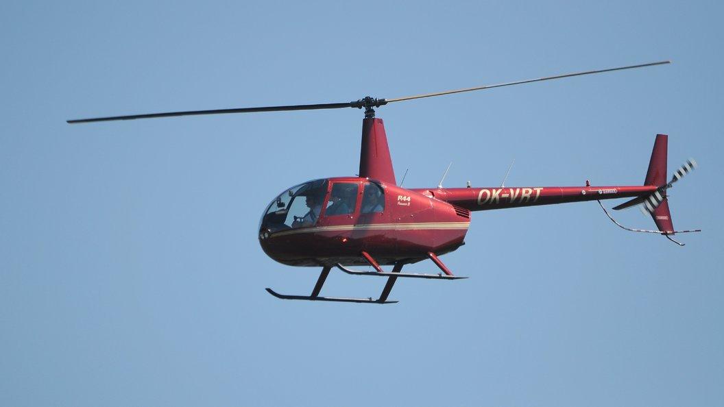 Легкий вертолет рухнул вокеан уберегов Нью-Йорка