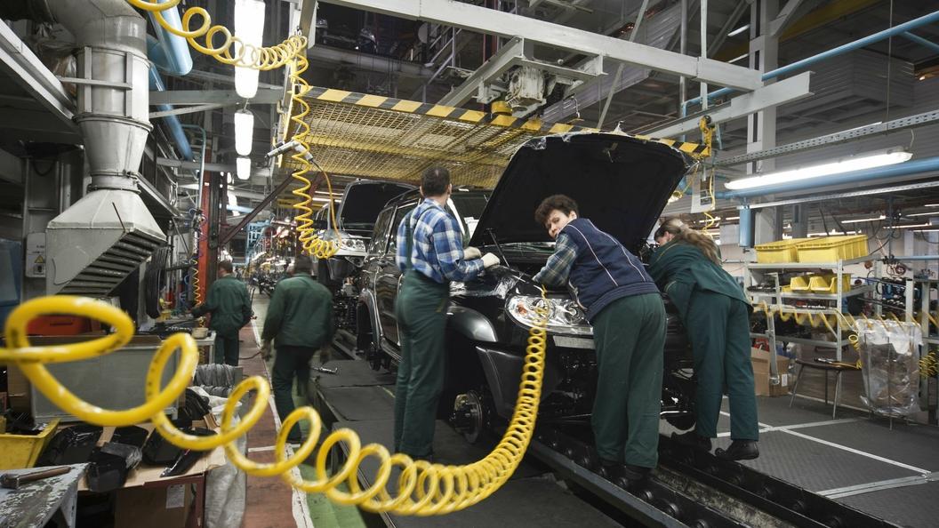 «УАЗ» перейдет нанеполную рабочую неделю из-за падения продаж компании