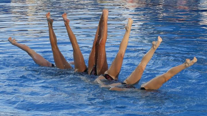 Федерация синхронного плавания сохранит в России прежнее название вида спорта
