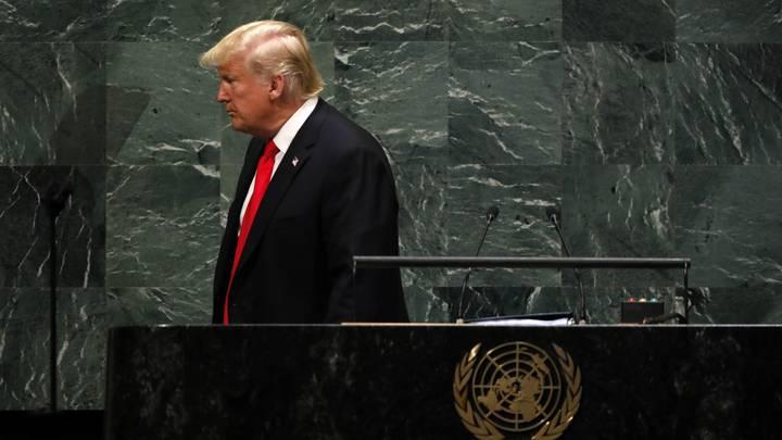 «Политический позор»: В Иране отреагировали на осмеяние Трампа в Генассамблее ООН
