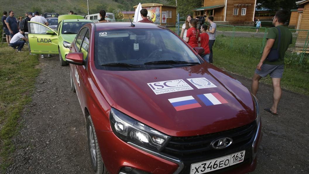 Lada Granta и Lada Vesta вошли в топ европейских продаж