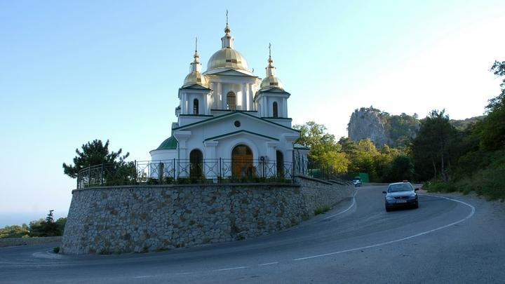 В День Крещения Руси в Крыму помолятся о спасении народа Украины