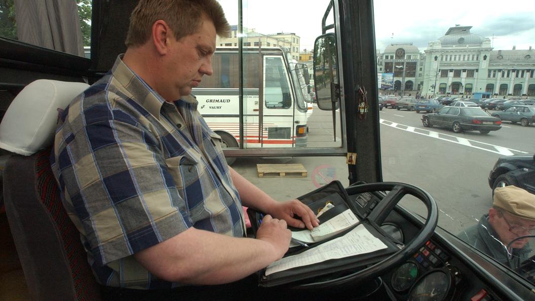В России могут возродить систему квалификации водителей