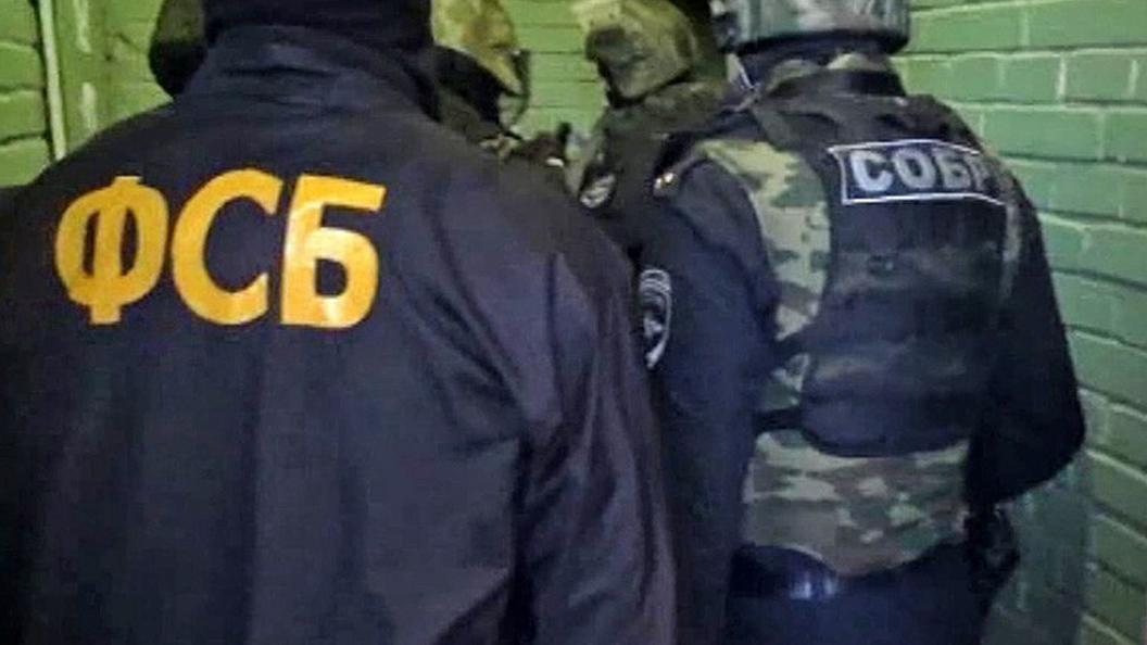 ФСБ задержала в столице России банду неонацистов иторговцев оружием