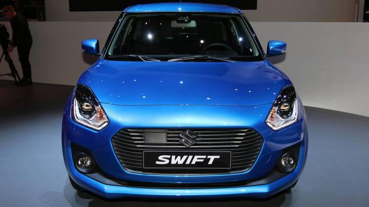 Suzuki раскрыла планы продажам нового Swift в России