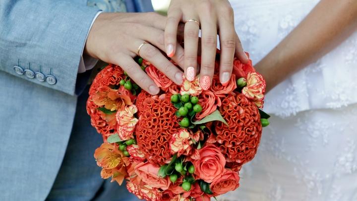 В России стали чаще заключать браки - Росстат