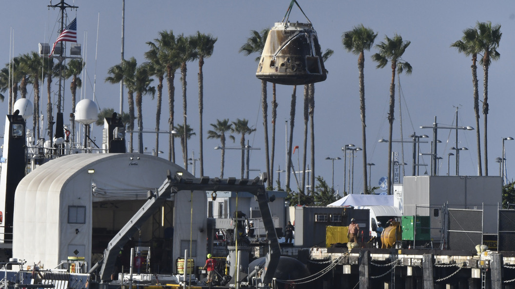 SpaceX стала одной изсамых дорогих частных компаний