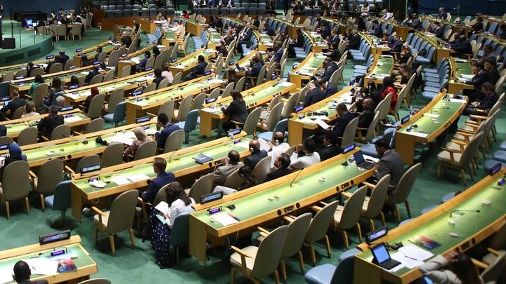 «Полчаса ругал Россию: Климкин заснул во время речи Порошенко на ГА ООН - видео