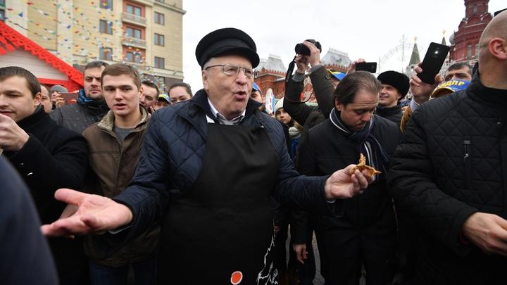 Жириновский в письме Трампу поучил его кадровой политике