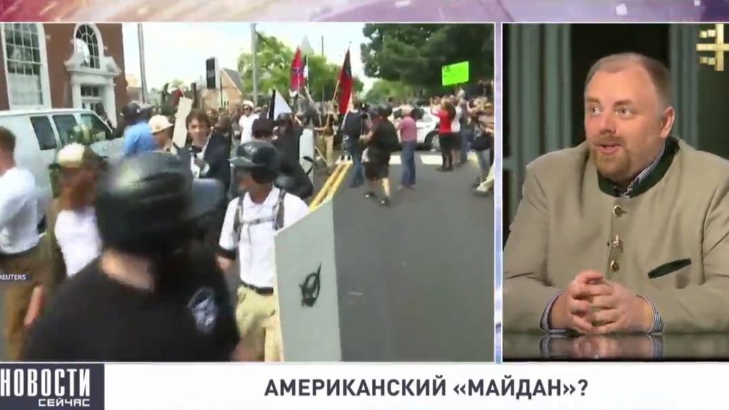 Егор Холмогоров: Трамп загнан в угол вместе с американским национальным сознанием