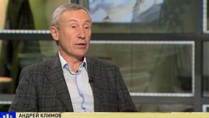 Сенатор Климов: За агитацию отдать Крым нужно возбуждать уголовные дела