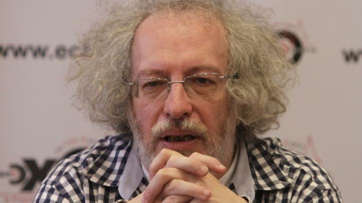 Красовский сравнил выборы главреда Эха Москвы с соперничеством Путина и Собчак