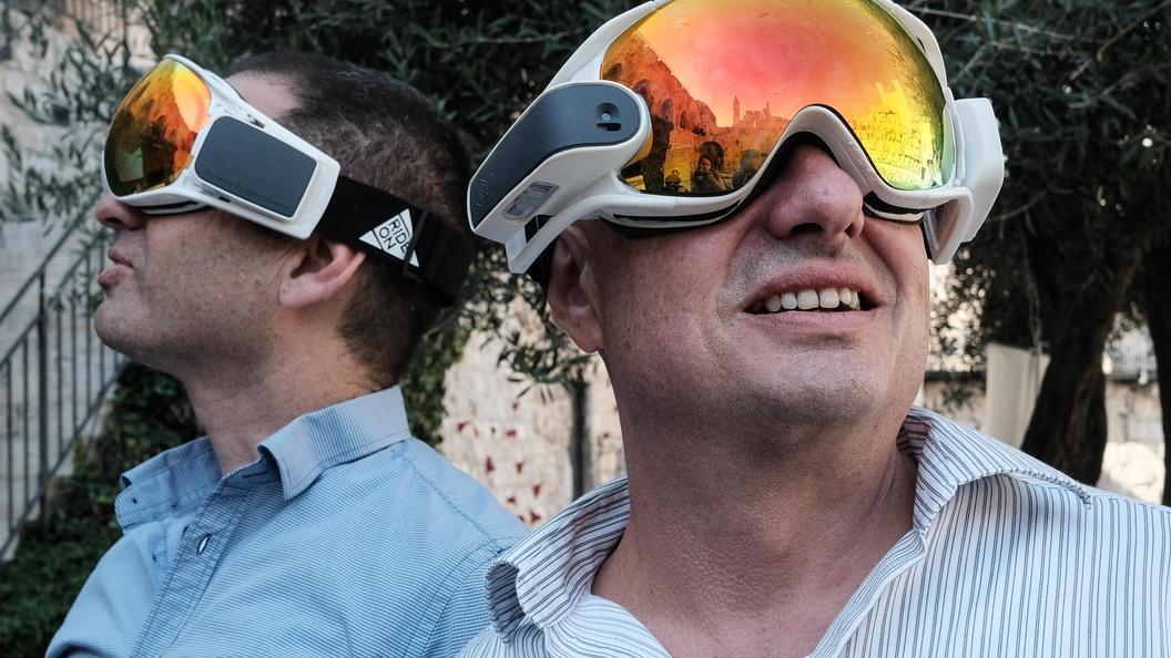 Apple надеется повторить успех iPhone с помощью новых очков дополненной реальности