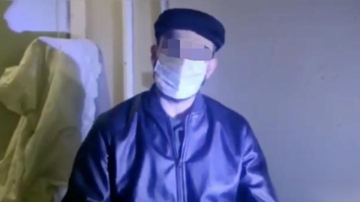 МВД опубликовало видео допроса стрелка, который открыл огонь в сочинском ТРЦ Моремолл