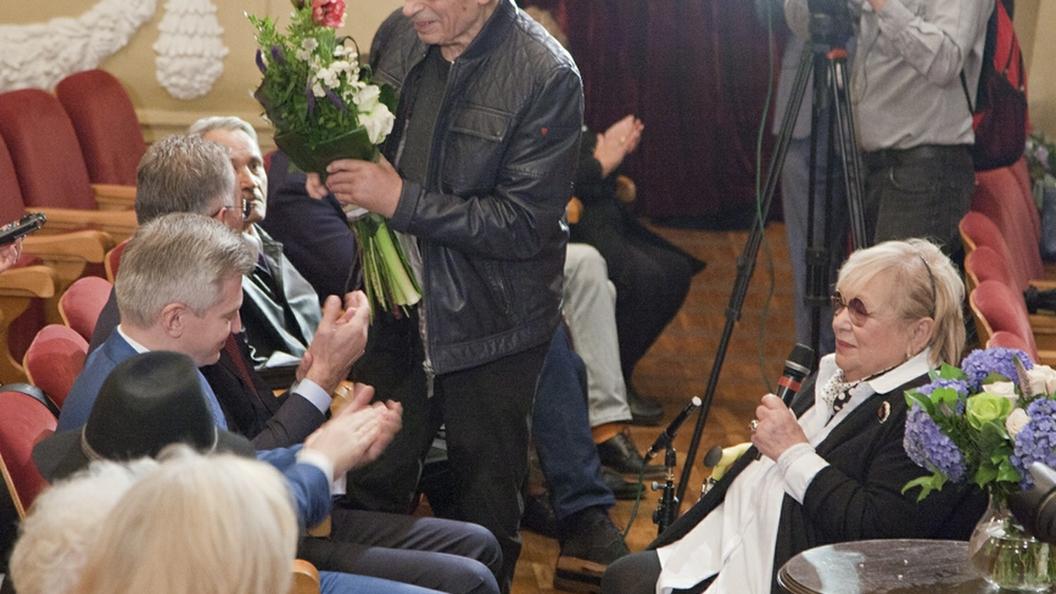 Валентин Гафт отменил творческий вечер из-за болезни