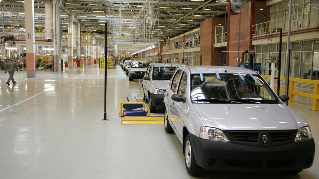 Рэно увеличила выпуск кузовов на«АвтоВАЗе» для поставок вАлжир