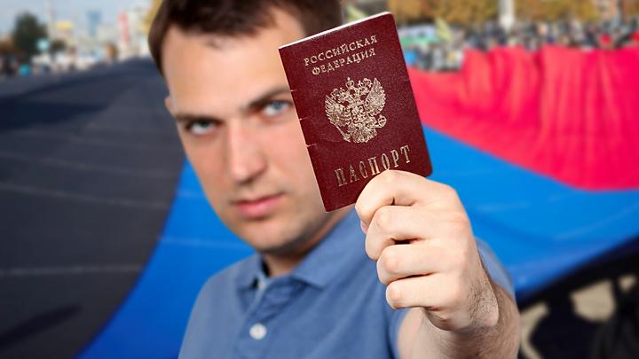 Донбасс в режиме ожидания: Люди готовятся стать полноправными гражданами России