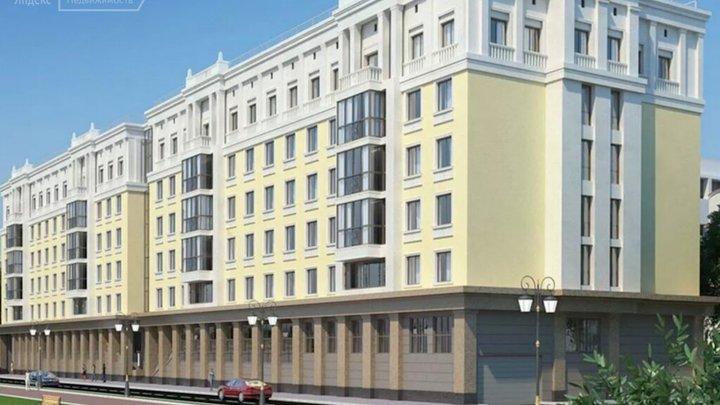 В Нижнем Новгороде продают квартиру за 75 млн рублей с личным лифтом на крышу