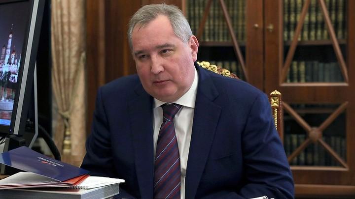 Рогозин на Марс США ответил Путину Луной