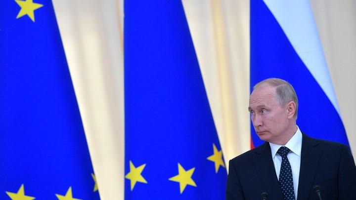 Европа расписалась во всемогуществе Путина. Украина в панике требует Геть!