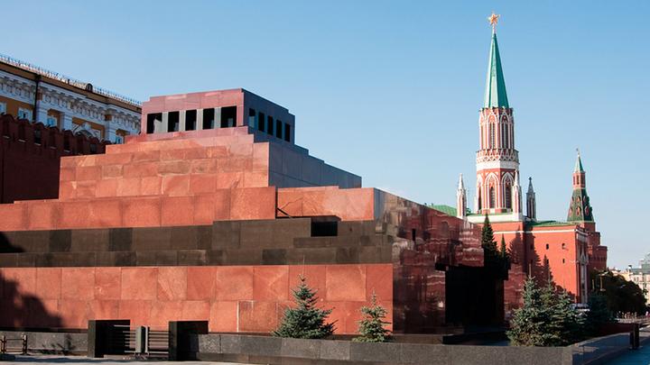 Почему нужно идти на похороны Ленина, если они будут