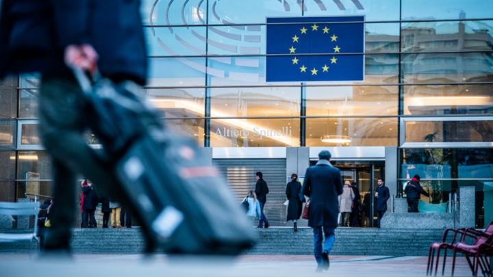 Потрясающий символизм: Британии наступил Brexit