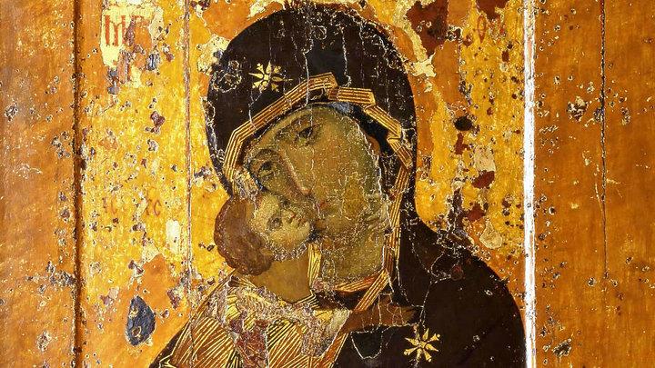 Хранительница Святой Руси. Владимирская икона Божией Матери. Церковный календарь на 6 июля