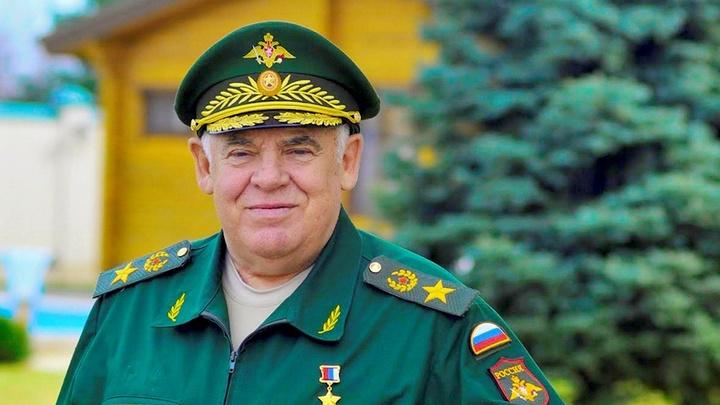 Парк Патриот в Динском районе будет носить имя генерала Виктора Казанцева