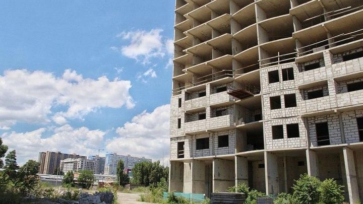 В Краснодарском крае ЖСК строят две трети проблемных домов