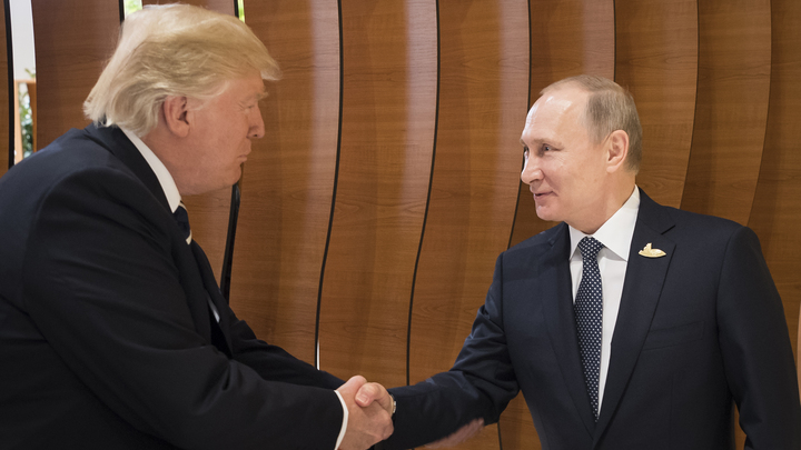 Это началось: Трамп анонсировал встречу с Путиным