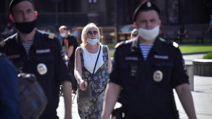 После окрика из мэрии о расслабившихся москвичах на горожан посыпались штрафы