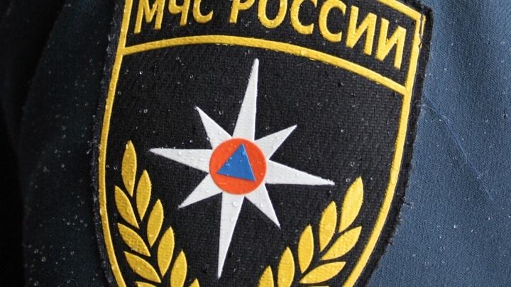 В Сети появилось видео сгоревшего дотла трамвая в Казани