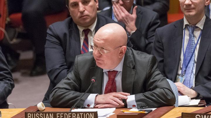 Небензя возложил ответственность за грядущие беды на США и их союзников